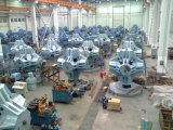 Presse hydraulique cubique matérielle Superbe-Dure de machine synthétique de diamant de Hthp pour 750mm