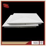 白く安いアルミニウム偽の天井のタイル60X60