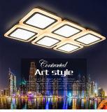 가정 천장 점화를 위한 백색 LED 장식적인 현대 수정같은 램프