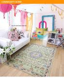 子供部屋の床の子どもだましのカーペット