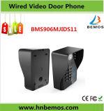 9 intercom visuel de Doorphone d'enregistrement de mot de passe d'IDENTIFICATION RF de pouce 900tvl