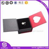 Collier en anneau Bracelet Boucles d'oreilles Boîte à bijoux en papier