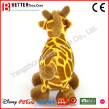 Toute la giraffe mignonne neuve de peluches
