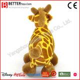 모든 새로운 귀여운 박제 동물 연약한 지라프 장난감