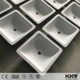 Moderner Entwurfs-festes Oberflächenbadezimmer-langes Wäsche-Bassin