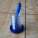 Sostenedor líquido de acrílico de escritorio de la pluma
