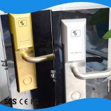 Fechamento de porta sem fio da coligação do hotel do aço inoxidável