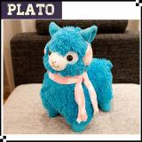 Iedereen rangschikt Al Stuk speelgoed van de Pluche Kawaii van Alpacasso Arpakasso van de Lama van de Alpaca van de Kleur Leuk