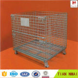 De Grootte L1000*W800*H840 van de Container van het Netwerk van de draad