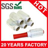 Envoltório industrial do estiramento do uso da embalagem