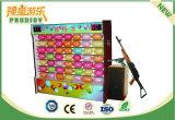 Machine passionnante de jeu électronique de tir d'amusement à vendre