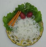 Konjacスパゲッティまたは中型のKonjacヌードルまたは広いKonjacヌードル