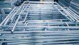 構築のためのフレームScaffolidngを通る電流を通された歩行