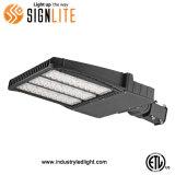 60W 110lm/W IP65는 5years 보장을%s 가진 LED Shoebox 빛을 방수 처리한다