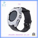 Fashion Andriod S5 Metal Sport Smart Watch avec surveillance de la santé Bluetooth Phone Call