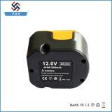 Reemplazo 12V 2000mAh, Ryo-12 Ni-CD de la batería de la herramienta eléctrica para Ryobi