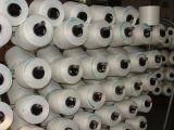 La Cina ha filato il filato di poliestere per il lavoro a maglia e tessere
