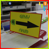 Anunciando a placa 15mm branca Printable da espuma do PVC do sinal