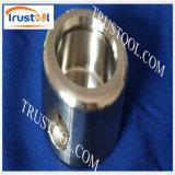 Часть металла допуска в узких пределах маршрутизатора CNC нештатная, котор подвергли механической обработке