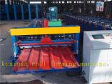 Rolo 1000 popular do painel do telhado de India Kexinda Ibr que dá forma à máquina