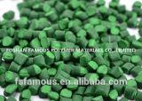 Groene Masterbatch voor het Vormen van de Injectie met de Hoge Concentratie van het Pigment