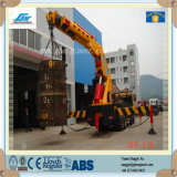 150t de hydraulische Opgezette Kraan van de Vrachtwagen van de Boom van het Gewricht Telescopische Vrachtwagen