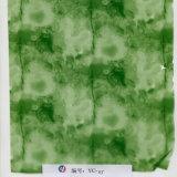 Yingcai 0.5m Smaragdgroene Films van de Druk van de Overdracht van het Water van het Ontwerp van de Vorm Marmeren