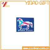 カスタム卸し売りパッチ、刺繍パッチ(YB-HD-75)の編まれたパッチの鉄