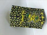 Levantarse la bolsa para el limón secado con el sello superior de la cremallera