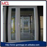 Doppeltes Glasfenster-Flügelfenster-Aluminiumfenster