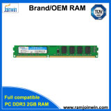 Unbuffered Cl9 DDR3 2GB RAM 128MB*8 16chips 240pin voor Desktop