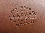 Lederne heiße Folien-Aushaumaschine-/Leather-Wärmeübertragung