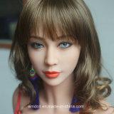 Головка куклы секса силикона верхнего качества для кукол секса TPE