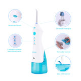 Seda dental oral recargable de Irrigator para viajar