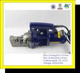 Draagbare Hydraulische Elektrische Scherpe Machine rc-22 van de Staaf van het Staal