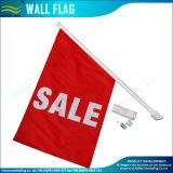 Bandierina d'attaccatura della parete della bandiera del PVC di promozione (M-NF14P03005)