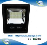 Migliore indicatore luminoso di inondazione dell'indicatore luminoso di inondazione di vendita SMD5730 LED di Yaye 18 200W /200W con Ce/RoHS/3 anni di garanzia