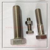 Boulon Hex et noix d'acier inoxydable de M24 Ss304 ASTM A325