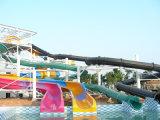Equipo del parque del agua de la fibra de vidrio