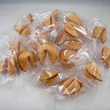 El buen gusto Fortune Cookie, galletas de la fortuna