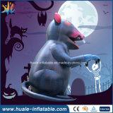 Животный шарж, украшение партии Halloween, большая мышь, раздувная моль