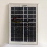 poli modulo solare di alta efficienza 10W per la lampada del prato inglese