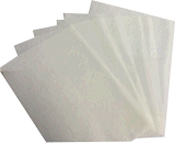 Material não tecido do material de apoio do filtro