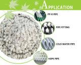 ABS射出成形のためのプラスチック原料の微粒白いMasterbatch