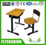 Escritorio y silla de madera (SF-68S) de la escuela de los muebles de la sala de clase