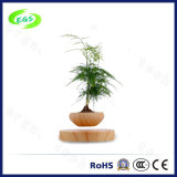 High-tech Maglev Rotary drill Levitating Bluetooth Bonsai Announcer