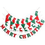 Ornamento da decoração da letra do Natal