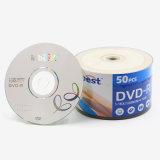 espacio en blanco material DVD-R de la Virgen de 4.7GB 16X