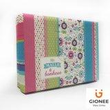 Handgemachter Pappgeschenk-Kasten für Kinder