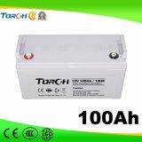 全能力Lead-Acid電池12V 100ah VRLAのゲル電池